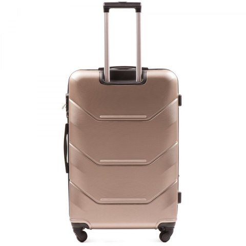 147, Large travel suitcase Wings L, Champagne
