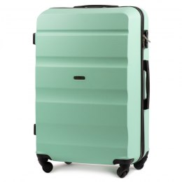 AT01, Large travel suitcase Wings L, Light green