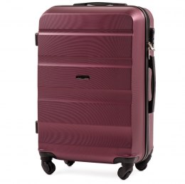 AT01, Middle size suitcase Wings M, Burgundy