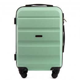 AT01, Cabin suitcase Wings S, Light green