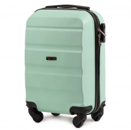 AT01, Small cabin suitcase Wings XS, Light green