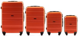 AT01, Luggage 4 sets (L,M,S,XS) Wings, Orange