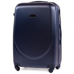K310, Large travel suitcase Wings L, Blue