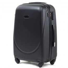 K310, Middle size suitcase Wings M, Black