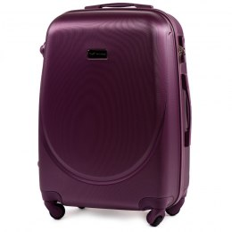 K310, Middle size suitcase Wings M, Dark purple