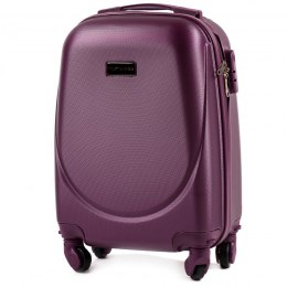 K310, Small cabin suitcase Wings XS, Dark purple