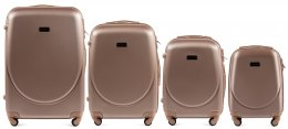 K310, Luggage 4 sets (L,M,S,XS) Wings, Champagne