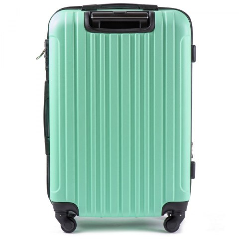 2011, Large travel suitcase Wings L, Light green
