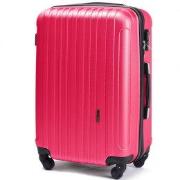 2011, Middle size suitcase Wings M, Rose red