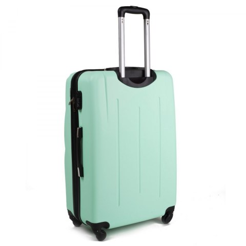 304, Large travel suitcase Wings L, Light green