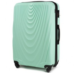 304, Middle size suitcase Wings M, Light green