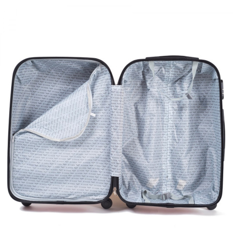 304, Luggage 4 sets (L,M,S,XS) Wings, Silver