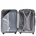 888, Middle size suitcase Wings M, Rose gold