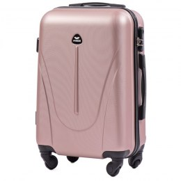 888, Cabin suitcase Wings S, Rose gold