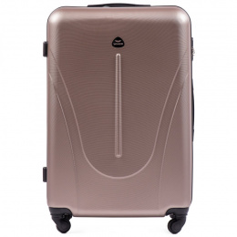 888, Luggage 3 sets (L,M,S) Wings, Champagne