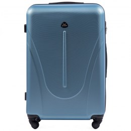 888, Luggage 3 sets (L,M,S) Wings, Silver blue