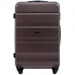 AT01, Large travel suitcase Wings L, Coffee