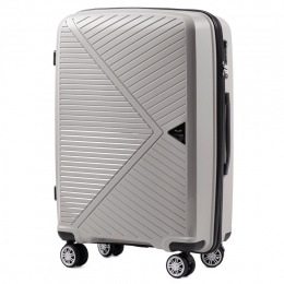 PP06, Cabin suitcase Wings S, Champagne - Polipropylene