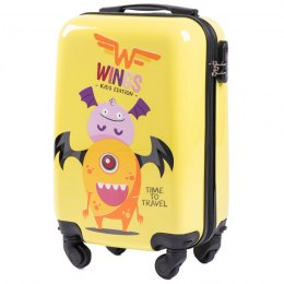 PC-KD01, Small cabin suitcase Wings XS, MONSTER