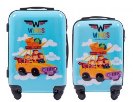 PC-KD01, Luggage 2 sets (S,XS) Wings, CAR