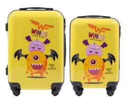 PC-KD01, Luggage 2 sets (S,XS) Wings, MONSTER