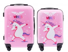 PC-KD01, Luggage 2 sets (S,XS) Wings, UNICORN