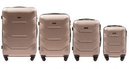 147, Luggage 4 sets (L,M,S,XS) Wings, Champagne