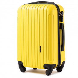 2011, Cabin suitcase Wings S, Yellow