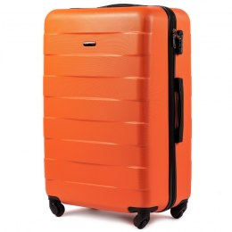 401, Large travel suitcase Wings L, Orange