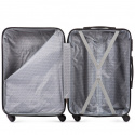 401, Luggage 4 sets (L,M,S,XS) Wings, Dirty white