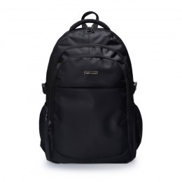 BP124-97, Travel backpack Wings, Black