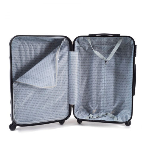 159, Luggage 3 sets (L,M,S) Wings, Black