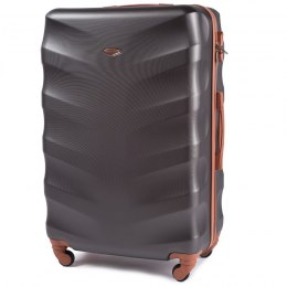 402, Large travel suitcase Wings L, Dark grey