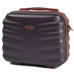 402, Beauty case Wings BC, Black