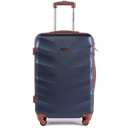 402, Middle size suitcase Wings M, Blue