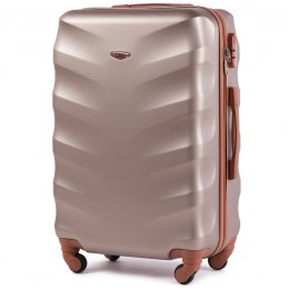 402, Middle size suitcase Wings M, Champagne