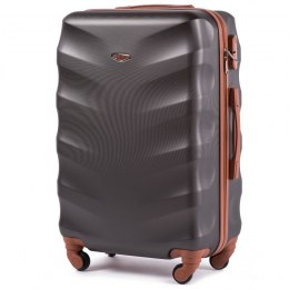 402, Middle size suitcase Wings M, Dark grey