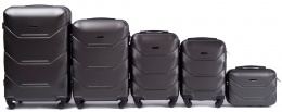147, Luggage 5 sets (L,M,S,XS,BC) Wings, Dark grey