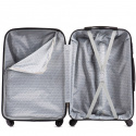 518, Large travel suitcase Wings L, Dark grey