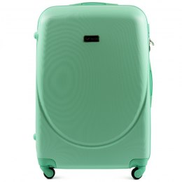 K310, Large travel suitcase Wings L, Light green