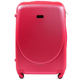K310, Large travel suitcase Wings L, Rose red