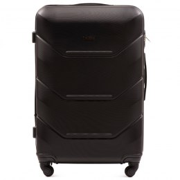 147, Large travel suitcase Wings L, Black