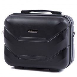 147, Beauty case Wings BC, Black