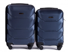 147, Luggage 2 sets (S,XS) Wings, Blue