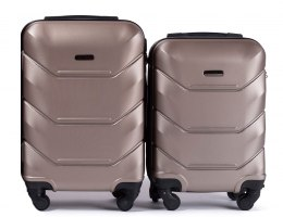 147, Luggage 2 sets (S,XS) Wings, Champagne