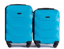 147, Luggage 2 sets (S,XS) Wings, Cyan