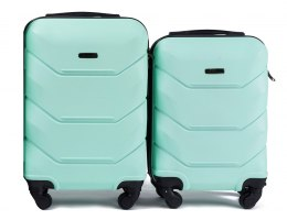 147, Luggage 2 sets (S,XS) Wings, Light green