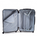 159, Luggage 3 sets (L,M,S) Wings, Silver
