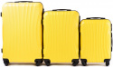 159, Luggage 3 sets (L,M,S) Wings, Yellow