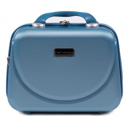 310, Beauty case Wings BC, Silver blue
